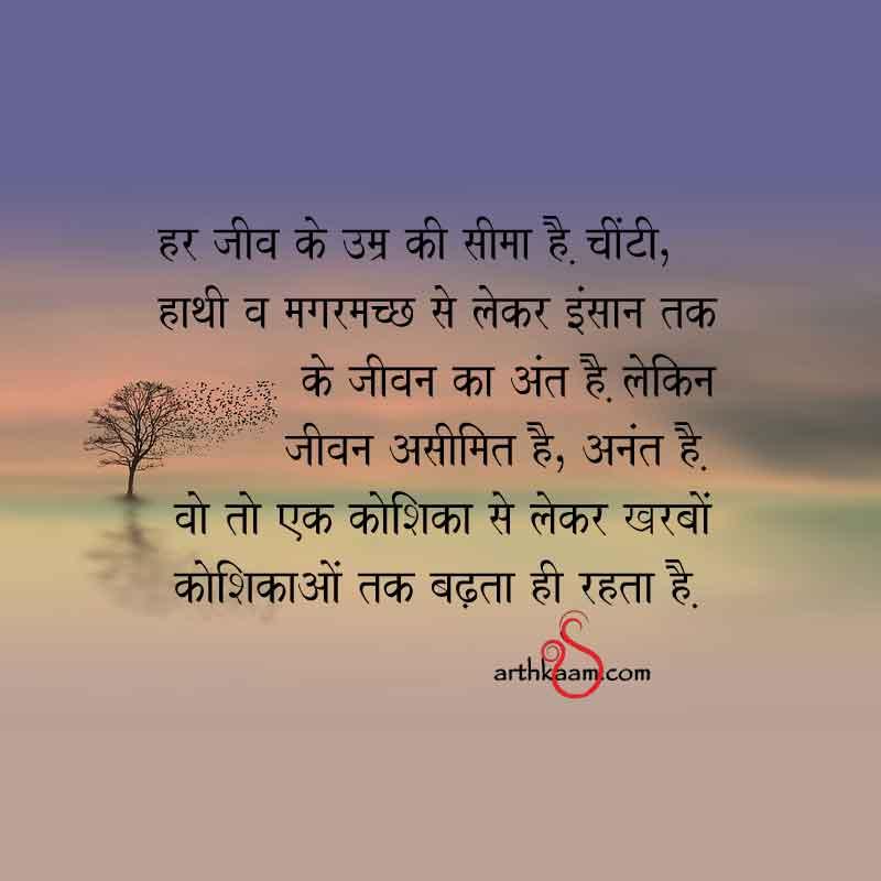 infinite life